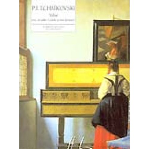 LEMOINE TCHAIKOVSKY P.I. - VALSE EXTRAIT DE LA BELLE BOIS DORMANT - PIANO