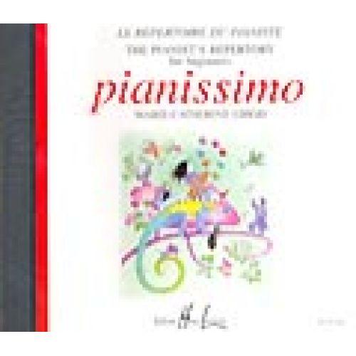 LEMOINE QUONIAM BÉATRICE - PIANISSIMO - CD SEUL