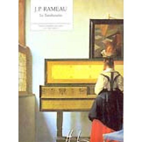 LEMOINE RAMEAU J.P. - TAMBOURIN - PIANO
