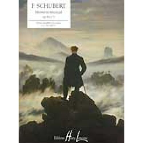 LEMOINE SCHUBERT FRANZ - MOMENT MUSICAL OP.94 N°3 - PIANO