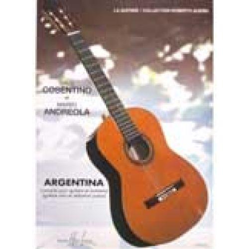 LEMOINE COSENTINO SAUL - ARGENTINA - GUITARE, PIANO