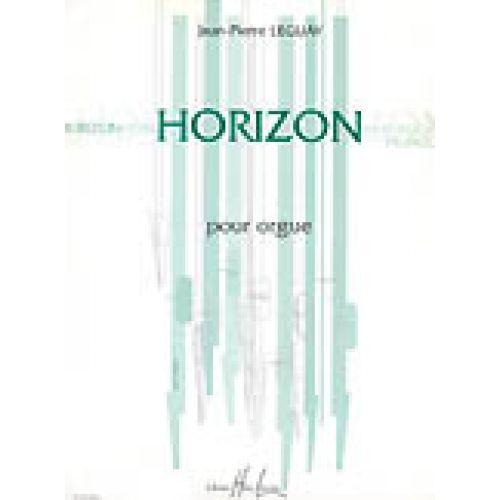 LEMOINE LEGUAY JEAN-PIERRE - HORIZON - ORGUE