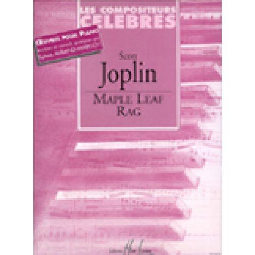 LEMOINE JOPLIN SCOTT - MAPLE LEAF RAG - PIANO