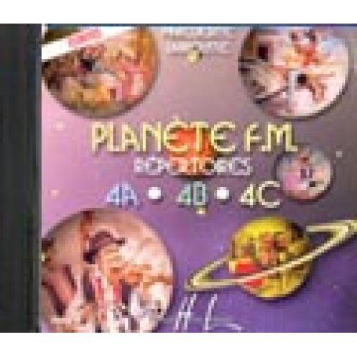 LEMOINE LABROUSSE MARGUERITE - PLANETE F.M. VOL.4 - ECOUTES - CD SEUL