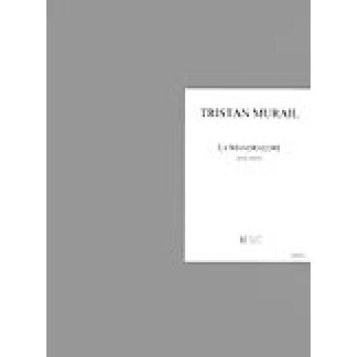 LEMOINE MURAIL TRISTAN - LA MANDRAGORE - PIANO