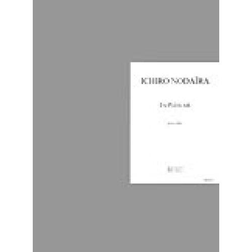 LEMOINE NODAIRA ICHIRO - EN PLEIN AIR - ALTO