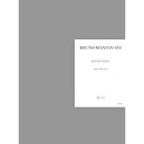 LEMOINE MANTOVANI BRUNO - LITTLE ITALY - ALTO SOLO