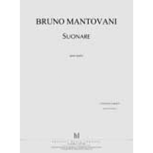 LEMOINE MANTOVANI BRUNO - SUONARE - PIANO