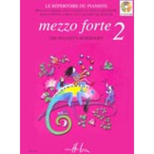 LEMOINE QUONIAM BÉATRICE - MEZZO FORTE VOL 2 - PIANO