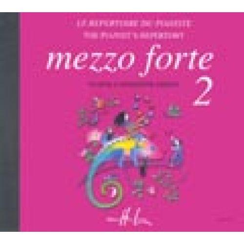 LEMOINE QUONIAM B./ SURANYI B./ SALADIN DE NUGLAR M.J. - MEZZO FORTE VOL.2 - CD SEUL - PIANO
