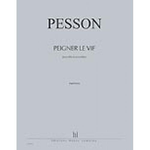 LEMOINE PESSON GERARD - PEIGNER LE VIF - ALTO, ACCORDEON