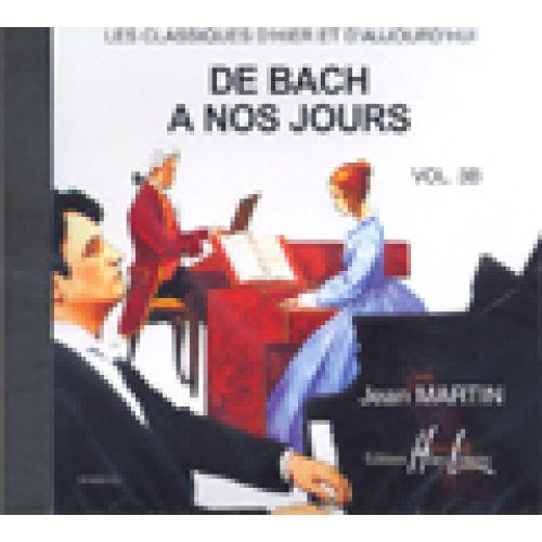 LEMOINE HERVE C./ POUILLARD J. - DE BACH A NOS JOURS VOL.3B - CD SEUL - PIANO