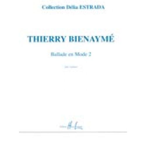 LEMOINE BIENAYME THIERRY - BALLADE EN MODE 2 - 3 GUITARES
