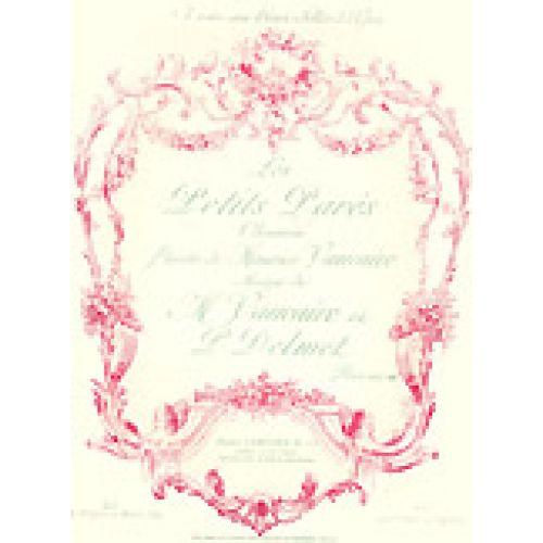 LEMOINE DELMET P. - PETITS PAVES - CHANT, PIANO