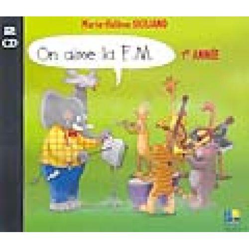 LEMOINE SICILIANO MARIE-HÉLÈNE - ON AIME LA F.M. VOL.1 - CD SEUL