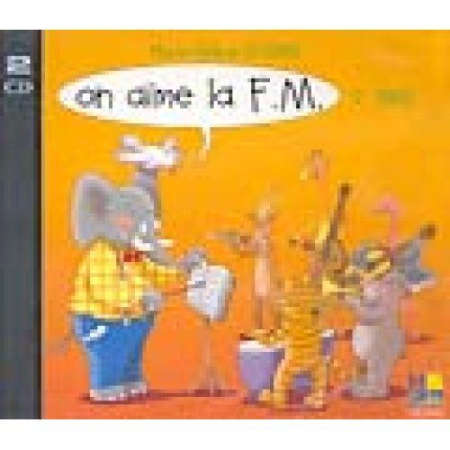 H. CUBE SICILIANO MARIE-HÉLÈNE - ON AIME LA F.M. VOL.2 - CD SEUL