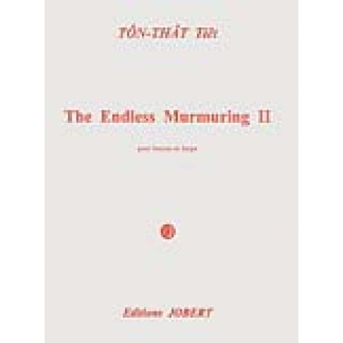 JOBERT TON THAT TIET - THE ENDLESS MURMURING II - BASSON, HARPE