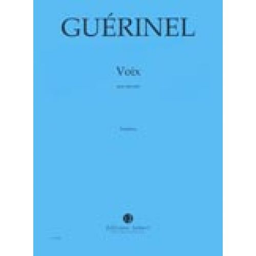 JOBERT GUERINEL LUCIEN - VOIX - ALTO