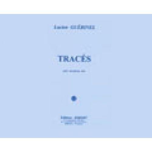 JOBERT GUERINEL LUCIEN - TRACES - SAXOPHONE ALTO