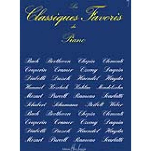 LEMOINE CLASSIQUES FAVORIS VOL.7 - PIANO