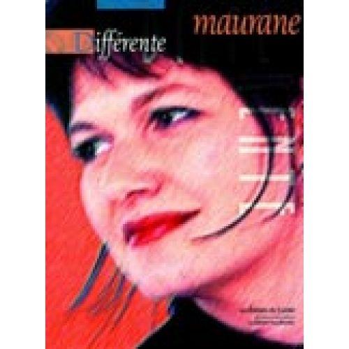 PAUL BEUSCHER PUBLICATIONS MAURANE - DIFFÉRENTE - PVG