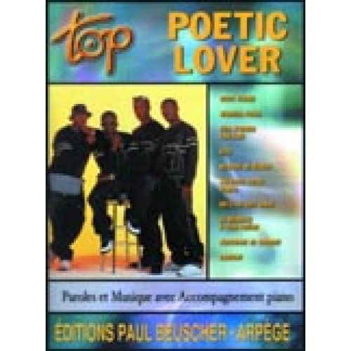 PAUL BEUSCHER PUBLICATIONS POETIC LOVER - TOP POETIC LOVER - PVG