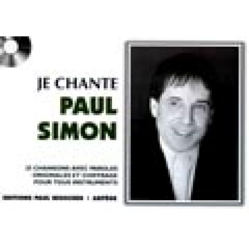 PAUL BEUSCHER PUBLICATIONS SIMON PAUL - JE CHANTE SIMON - PAROLES, ACCORDS