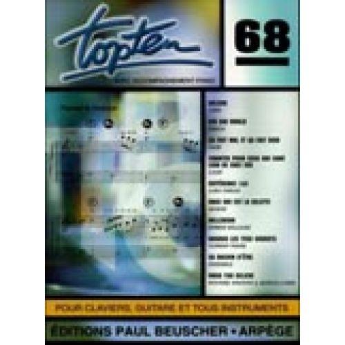 PAUL BEUSCHER PUBLICATIONS TOP TEN N°68 - PVG