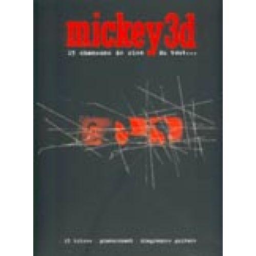 BOOKMAKERS INTERNATIONAL MICKEY 3D - CHANSONS DE RIEN DU TOUT (15) - PVG