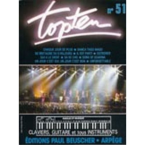 LEMOINE TOP TEN N°51