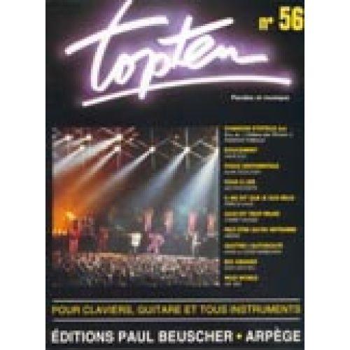 PAUL BEUSCHER PUBLICATIONS TOP TEN N°56 - PVG