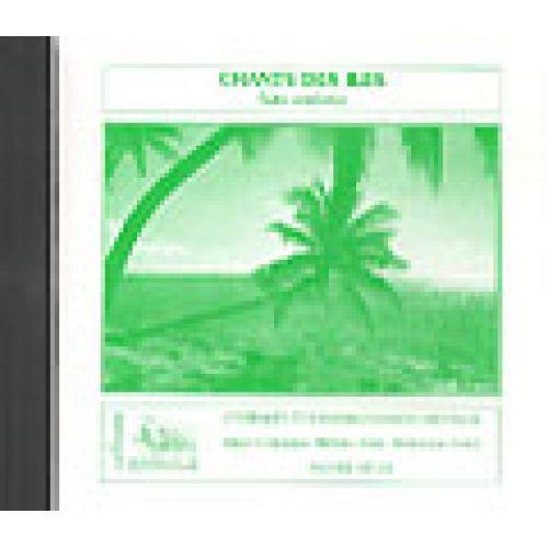 VAN DE VELDE COULANGES A./ JOS S. - CHANTS DES ILES - CD SEUL - SOLI, CHOEUR, ENSEMBLE
