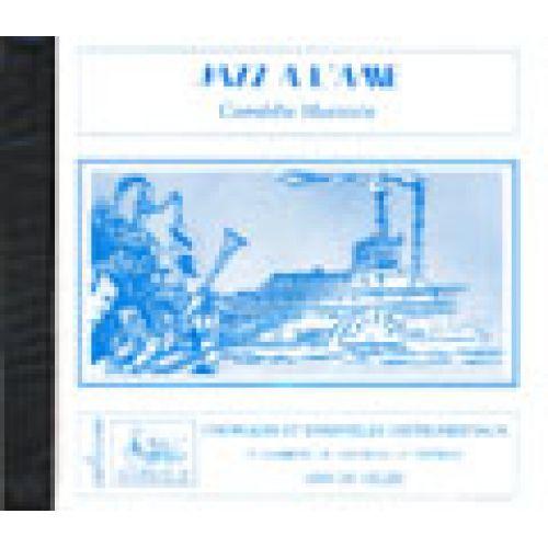 VAN DE VELDE CACHEUX D./ CARRIERE P. - JAZZ A L'ÂME - CD SEUL - SOLI, CHOEUR, ENSEMBLE