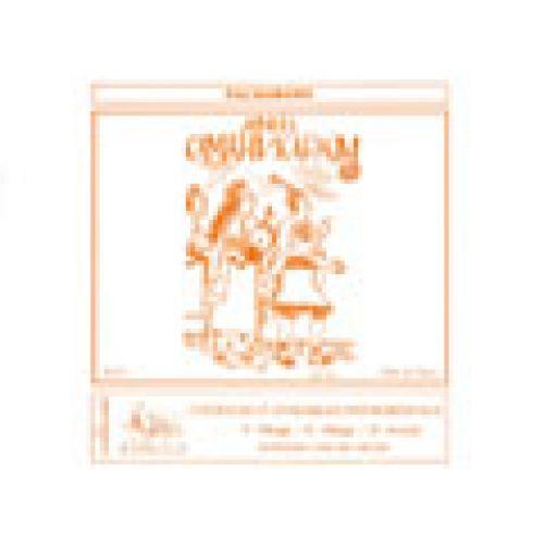 VAN DE VELDE ALIAGA E./ ANDRE D. - PACHAMAMA (VALISETTE) - SOLI, CHOEUR, ENSEMBLE