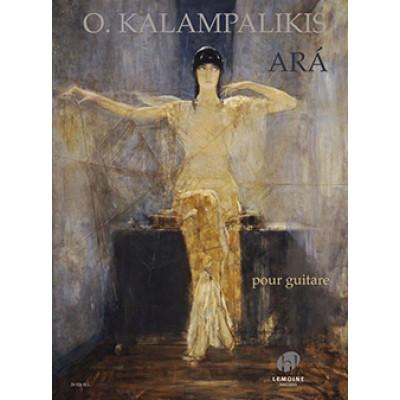 LEMOINE ORESTIS KALAMPALIKIS - ARA - GUITAR