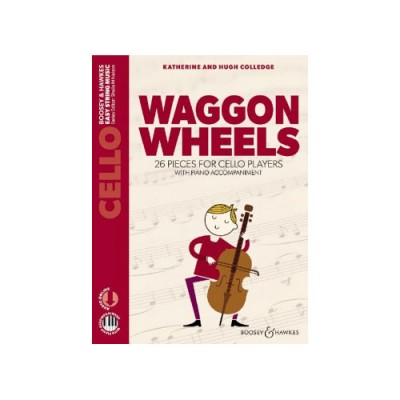 BOOSEY & HAWKES WAGGON WHEELS