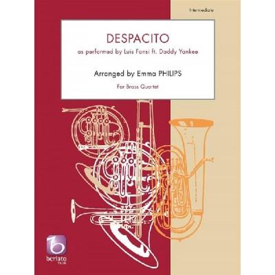BERIATO MUSIC DESPACITO - QUATUOR DE CUIVRES