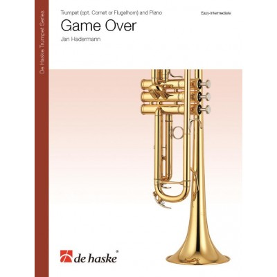 DEHASKE JAN HADERMANN - GAME OVER - TRUMPET ET PIANO