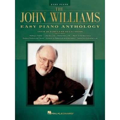 HAL LEONARD JOHN WILLIAMS - THE JOHN WILLIAMS EASY PIANO ANTHOLOGY