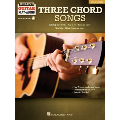 HAL LEONARD THREE CHORD SONGS