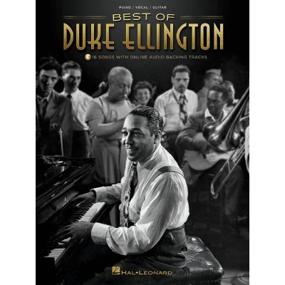 HAL LEONARD BEST OF DUKE ELLINGTON - PIANO, CHANT ET GUITARE