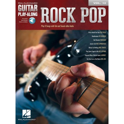 HAL LEONARD ROCK POP