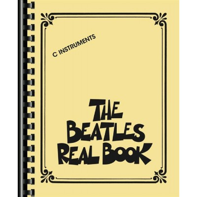 HAL LEONARD THE BEATLES - THE BEATLES REAL BOOK