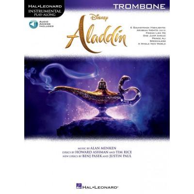 HAL LEONARD ALADDIN - TROMBONE