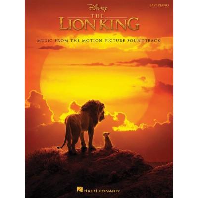 HAL LEONARD THE LION KING