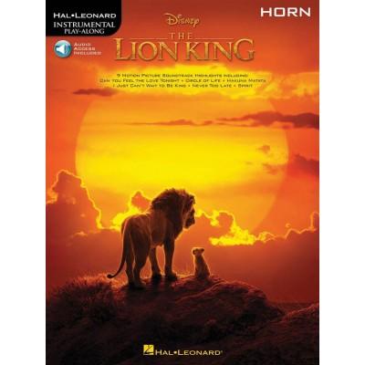 HAL LEONARD THE LION KING - HORN