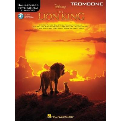 HAL LEONARD THE LION KING - TROMBONE