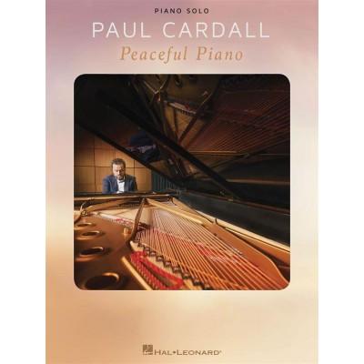 HAL LEONARD PAUL CARDALL - PEACEFUL PIANO