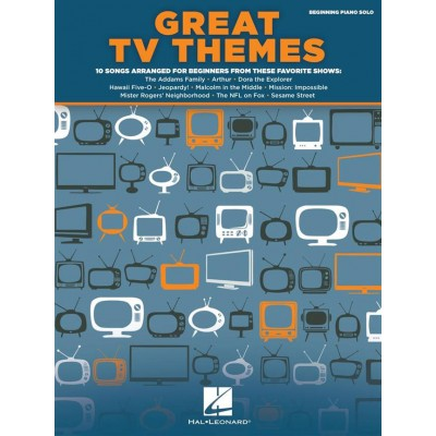 HAL LEONARD GREAT TV THEMES