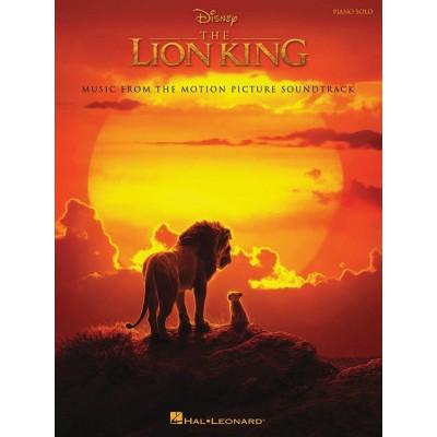 HAL LEONARD THE LION KING - PIANO SOLO
